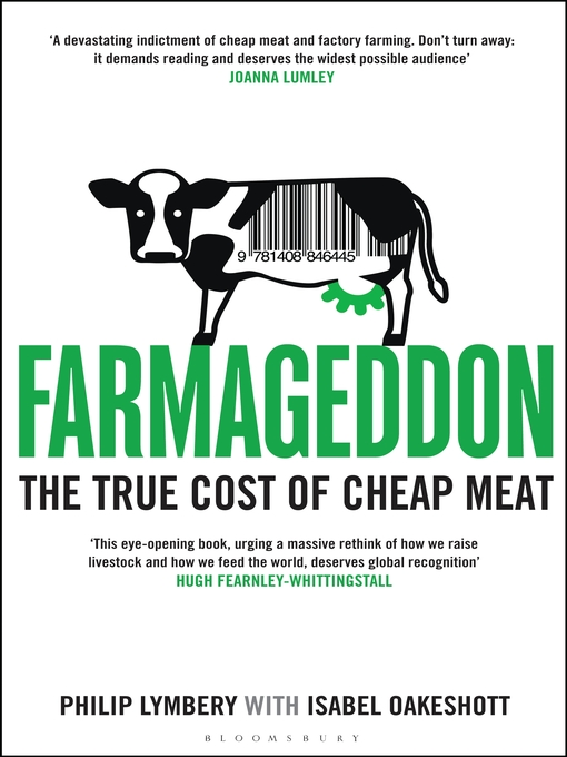 Farmageddon (eBook): The True Cost of Cheap Meat