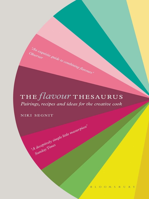 The Flavour Thesaurus (eBook)