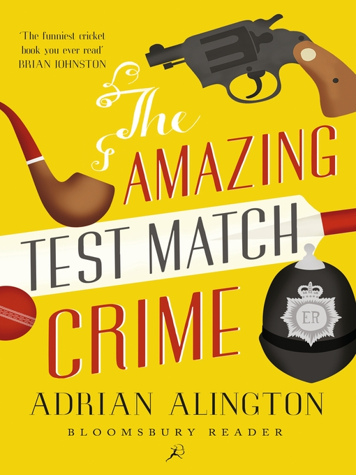 The Amazing Test Match Crime (eBook)