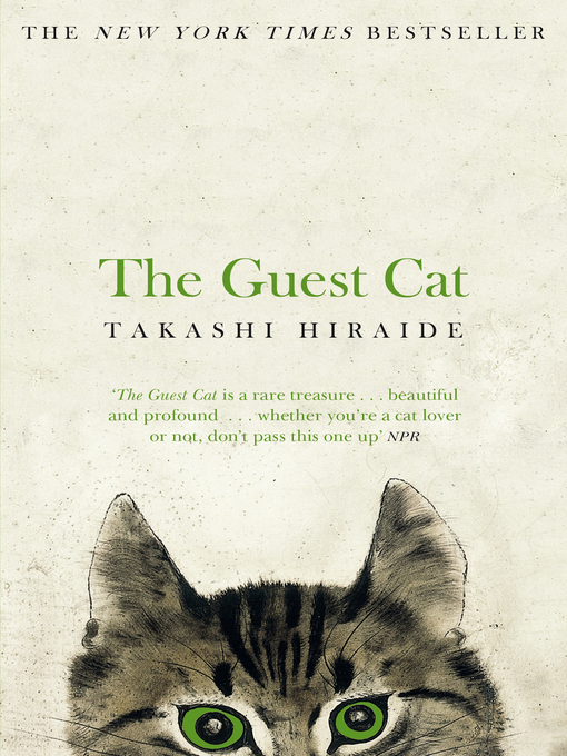 The Guest Cat (eBook)