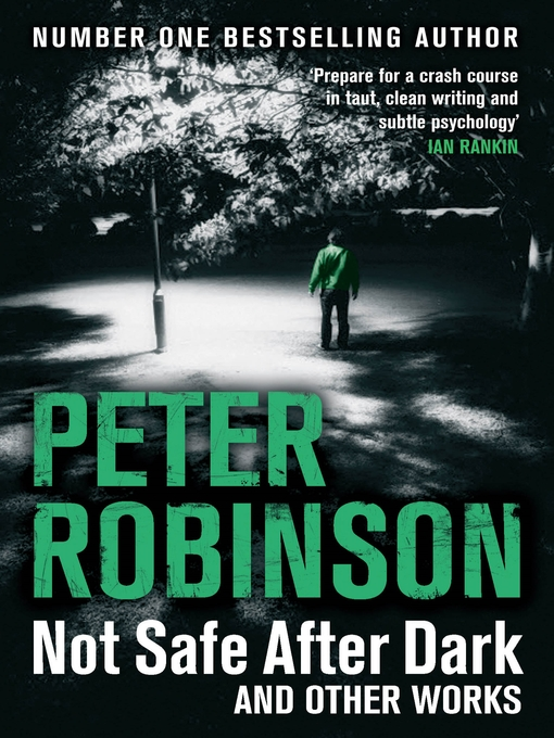 Not Safe After Dark (eBook): And Other Works