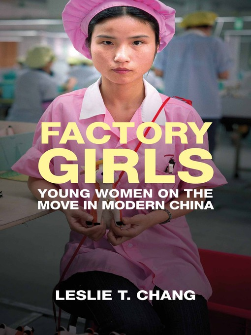 Factory Girls by Leslie Chang