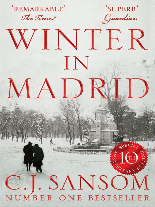 Winter in Madrid (eBook)