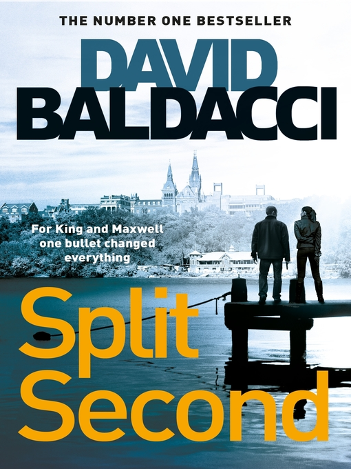 Split Second (eBook): Sean King and Michelle Maxwell Series, Book 1
