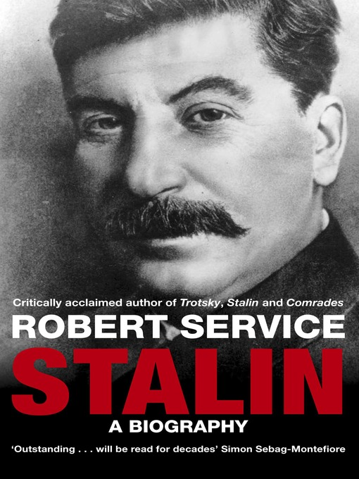 stalin biographies Overthrowing the conventional image of stalin as an uneducated political administrator inexplicably transformed into a pathological killer, robert service reveals a.