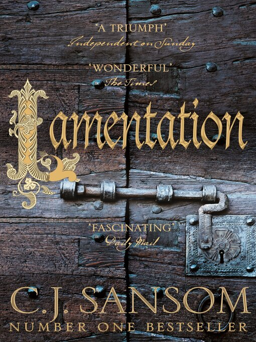 Lamentation (eBook)