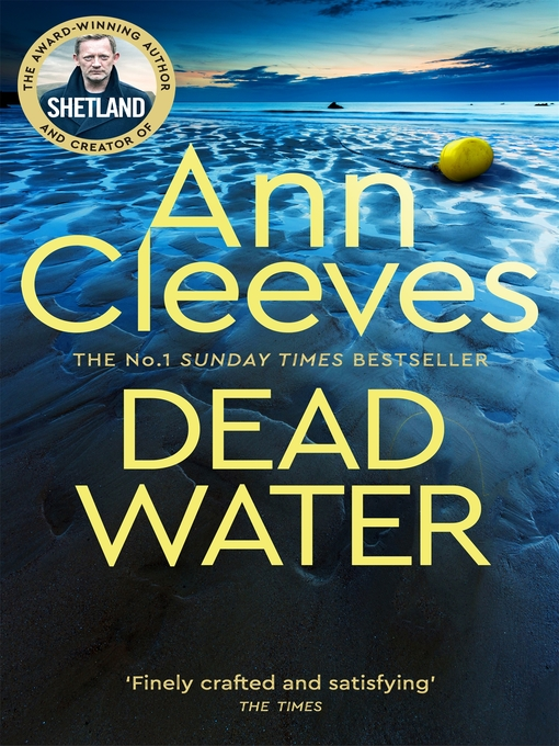 Dead Water (eBook): Shetland Island Series, Book 5
