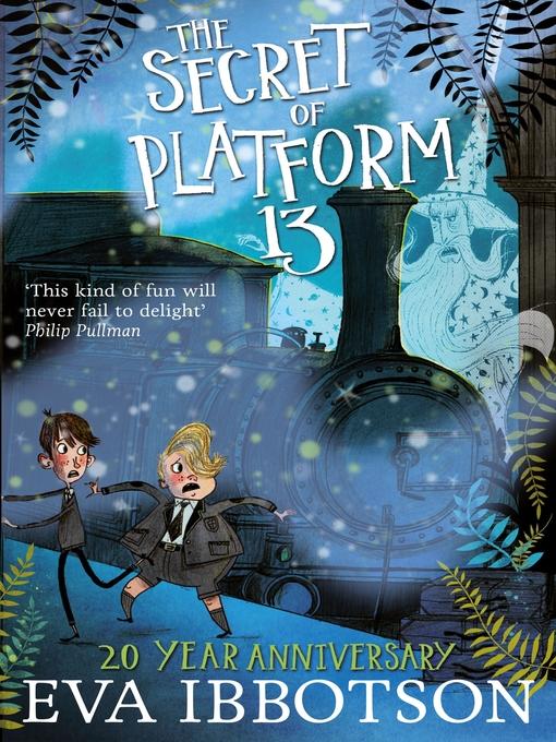 the secret of platform 13 ebook by eva ibbotson 2008