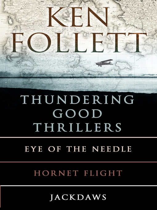 Thundering Good Thrillers (eBook)