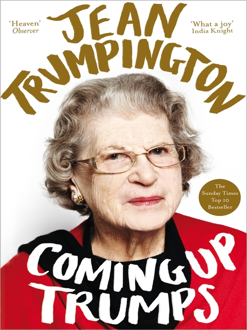 Coming Up Trumps (eBook): A Memoir