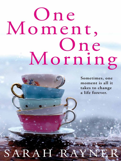 One Moment, One Morning (eBook)