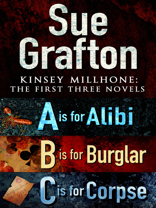 Kinsey Millhone (eBook): The First Three Novels