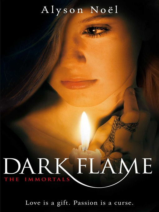 the immortal series dark flame