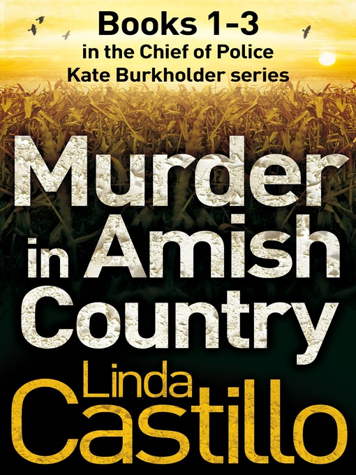 Murder in Amish Country (eBook): Books 1-3 in the Chief of Police Kate Burkholder series