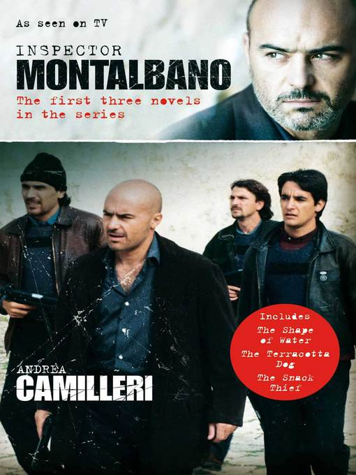 The Montalbano Mysteries (eBook): Three crime novels of Sicily