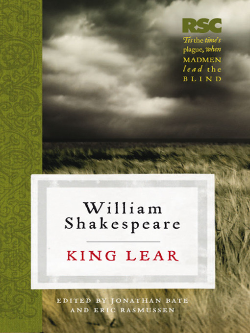 King Lear - RSC Shakespeare (eBook)