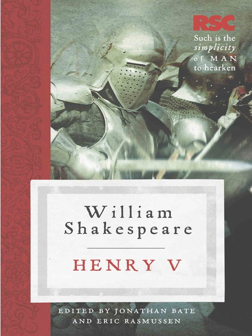 Henry V - RSC Shakespeare (eBook)