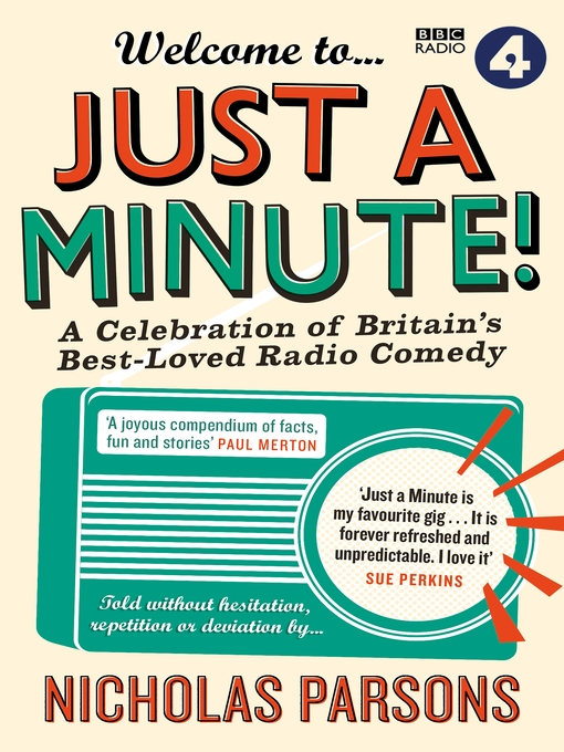 Welcome to Just a Minute! (eBook): A Celebration of Britain's Best-Loved Radio Comedy