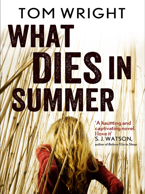 What Dies in Summer (eBook)