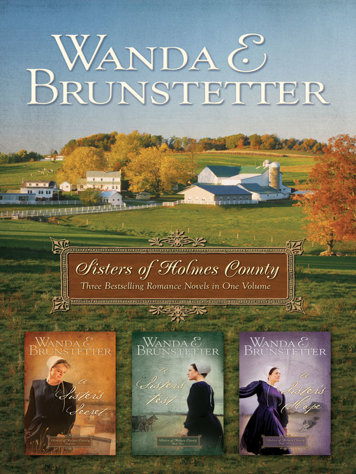 Sisters of Holmes County Omnibus - Sisters of Holmes County (eBook)