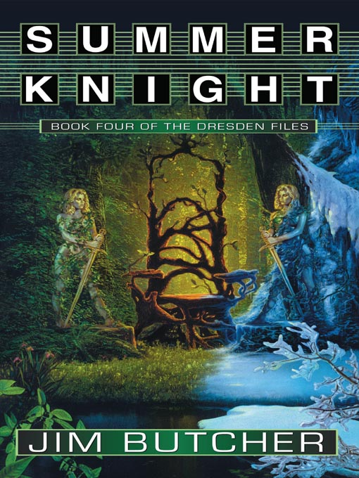 Summer Knight (MP3): The Dresden Files Series, Book 4