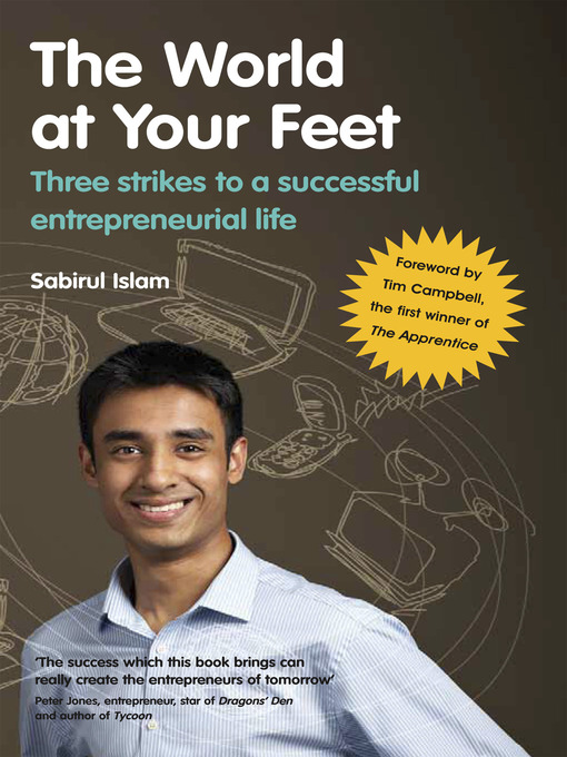 The World At Your Feet (eBook)