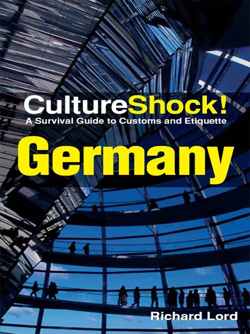 CultureShock! Germany (eBook)