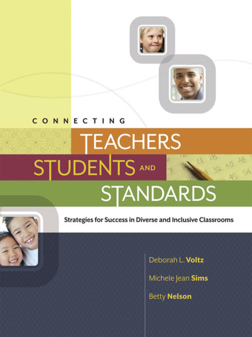 Connecting teachers, students, and standards
