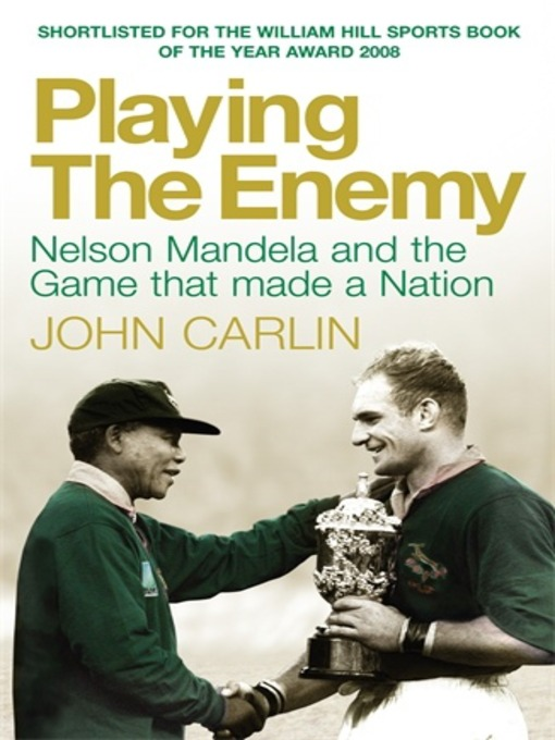 Cover image for Playing the Enemy