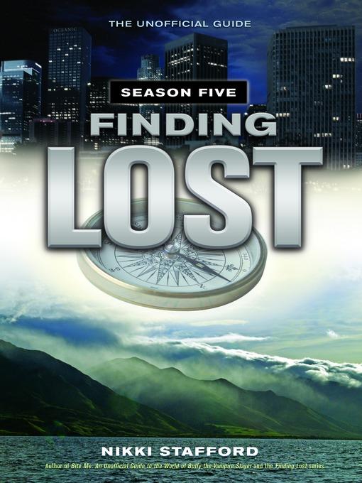 Finding Lost (eBook): Season Five