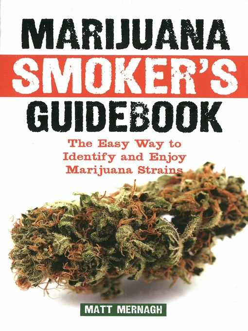 Marijuana Smoker's Guidebook (eBook)