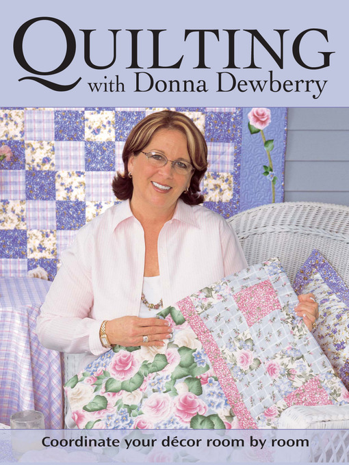 Quilting With Donna Dewberry (eBook)