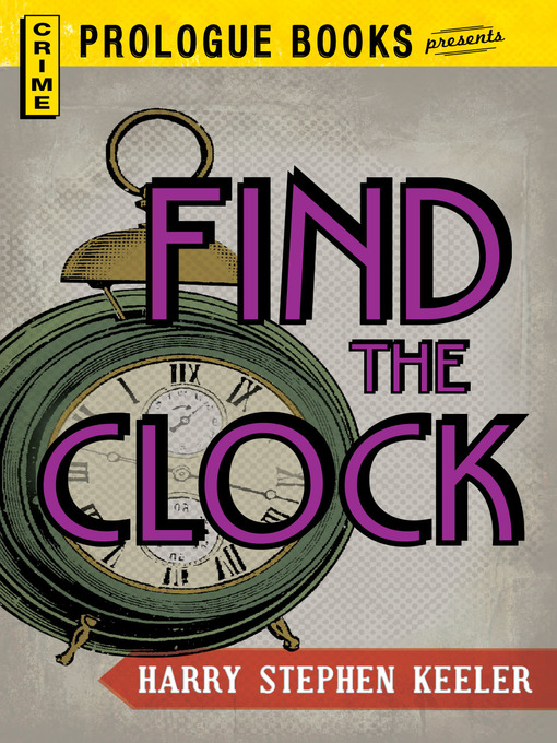 Find the Clock (eBook)