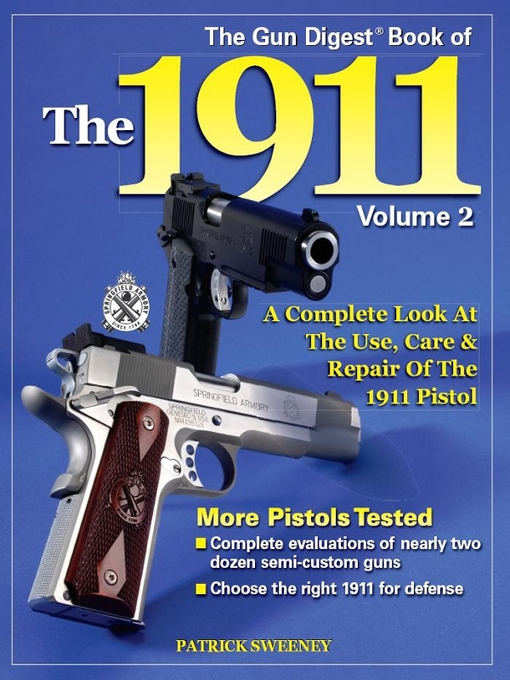 The Gun Digest Book of the 1911, Volume 2 (eBook)