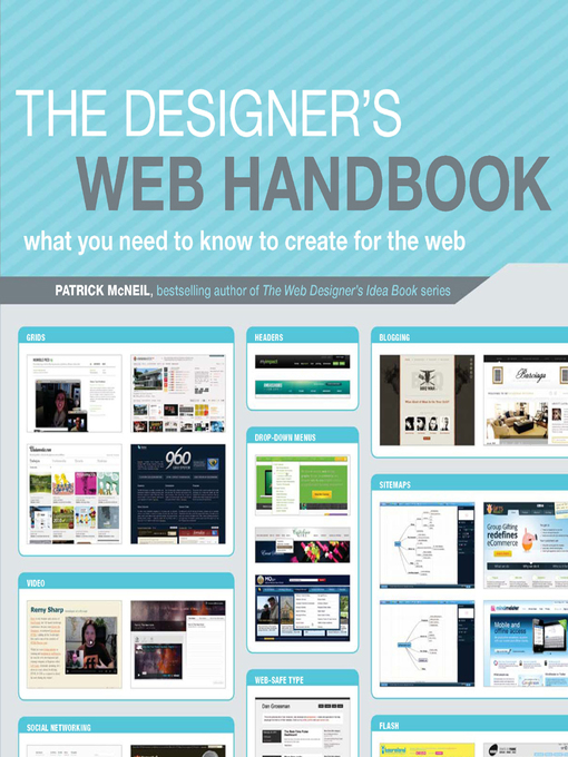 The Designer's Web Handbook: What You Need to Know to Create for the Web (eBook)
