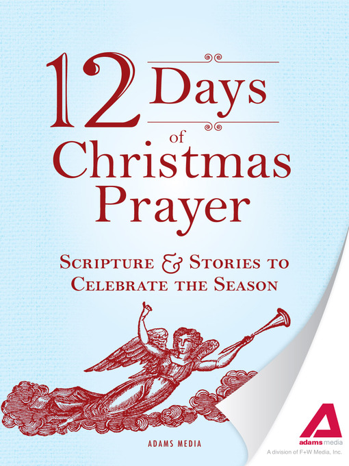 12 Days of Christmas Prayer (eBook): Scripture and Stories to Celebrate the Season