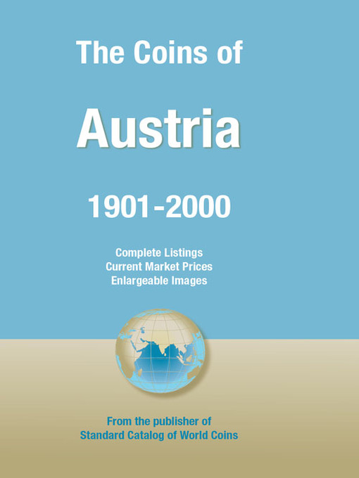 Coins of the World (eBook): Austria