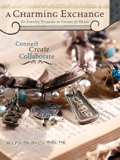 Charming Exchange (eBook): 25 Jewelry Projects To Create & Share