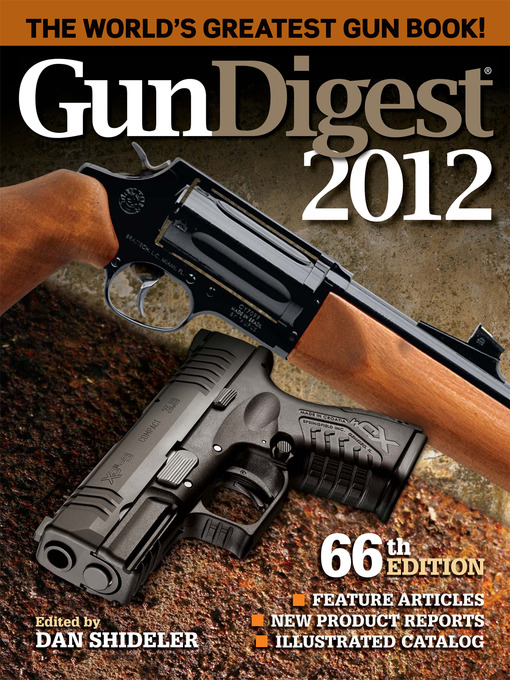 Gun Digest 2012 (eBook)