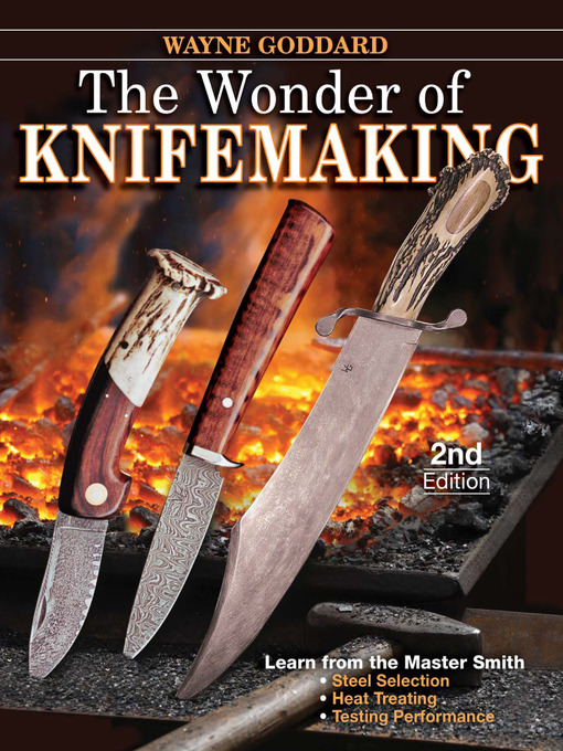 The Wonder of Knifemaking (eBook)