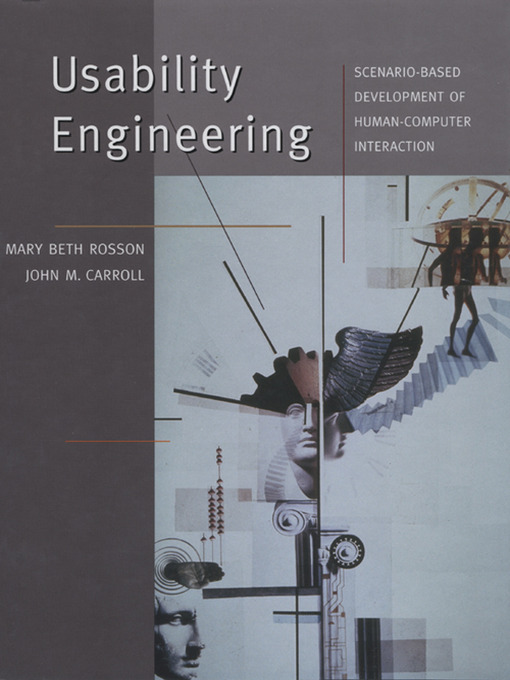 Usability Engineering: Scenario-Based Development of Human-Computer Interaction - Interactive Technologies (eBook)