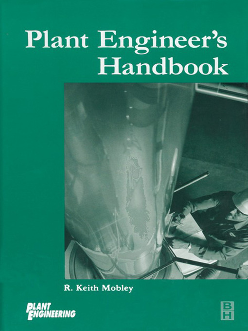 Plant Engineer's Handbook (eBook)