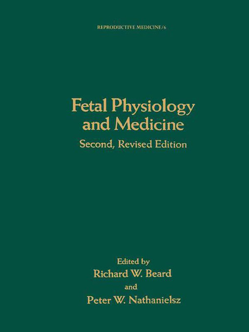 Fetal Physiology and Medicine (eBook): The Basis of Perinatology