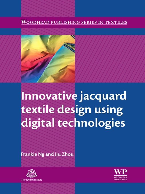 Innovative Jacquard Textile Design Using Digital Technologies - Woodhead Publishing in Textiles (eBook)