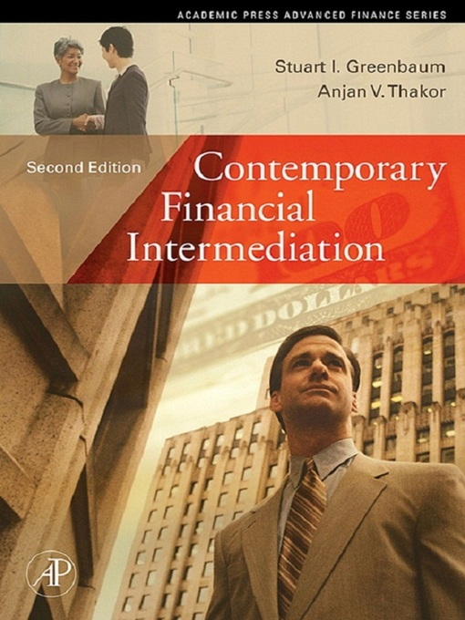 Contemporary Financial Intermediation (eBook)