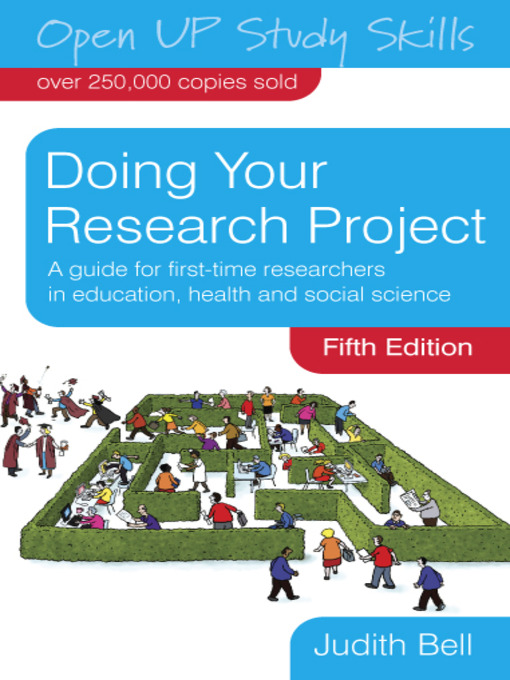 Doing Your Research Project (eBook)