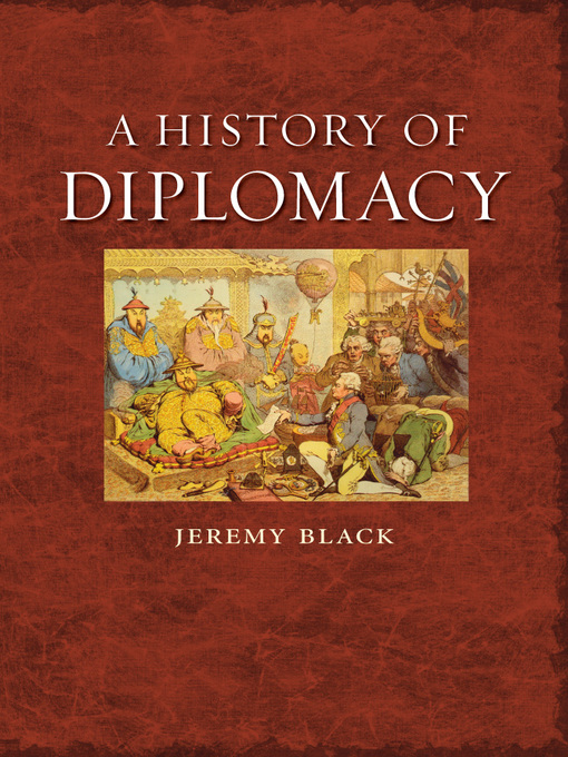 A History of Diplomacy (eBook)