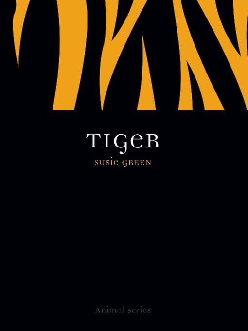 Tiger - Animal (eBook)