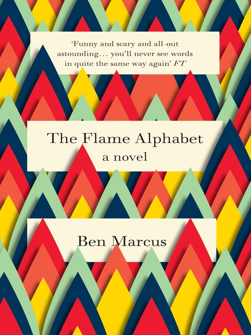 The Flame Alphabet (eBook): A Novel