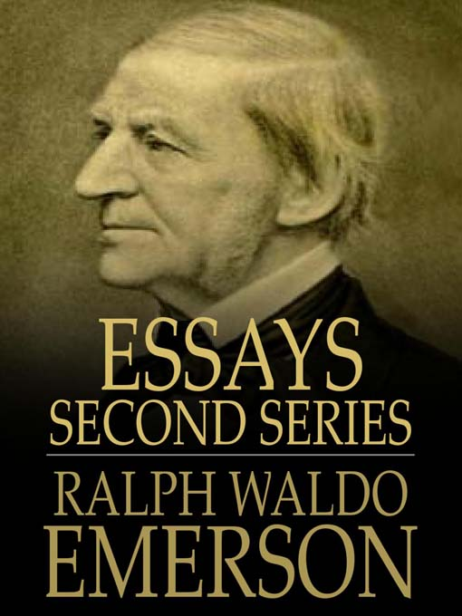 emersons essays second series
